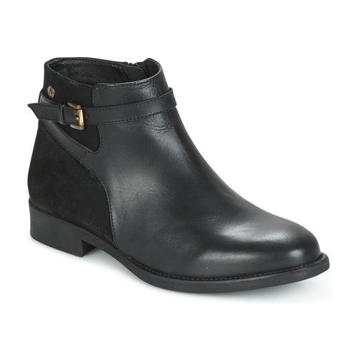 Παπούτσια Γυναίκα Μπότες Hush puppies CRISTY Black