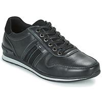 Παπούτσια Άνδρας Χαμηλά Sneakers Hush puppies PISHUP Black