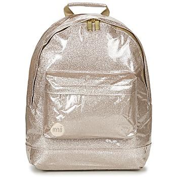 Τσάντες Σακίδια πλάτης Mi Pac GOLD COLLECTION GLITTER Ροζ