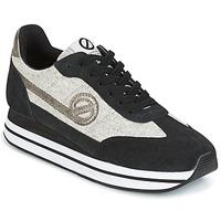 Παπούτσια Γυναίκα Χαμηλά Sneakers No Name EDEN JOGGER Black / Grey