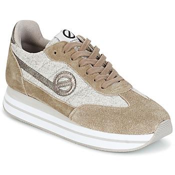 Παπούτσια Γυναίκα Χαμηλά Sneakers No Name EDEN JOGGER Dune / Grey