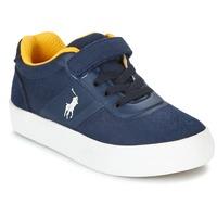 Παπούτσια Παιδί Χαμηλά Sneakers Ralph Lauren HANFORD HM EZ Marine