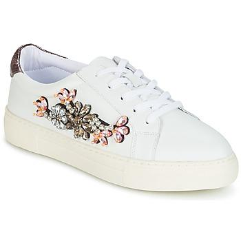 Παπούτσια Γυναίκα Χαμηλά Sneakers Dune London EMERALDA Ασπρό