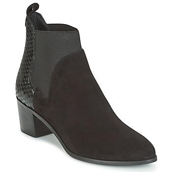 Παπούτσια Γυναίκα Μποτίνια Dune London OPRENTICE Μαυρο