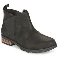 Παπούτσια Γυναίκα Snow boots Sorel EMELIE CHELSEA Black