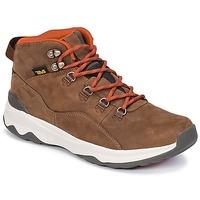 Παπούτσια Άνδρας Ψηλά Sneakers Teva ARROWOOD UTILITY MID Brown