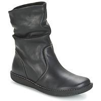 Παπούτσια Γυναίκα Μπότες Casual Attitude FILLY Black