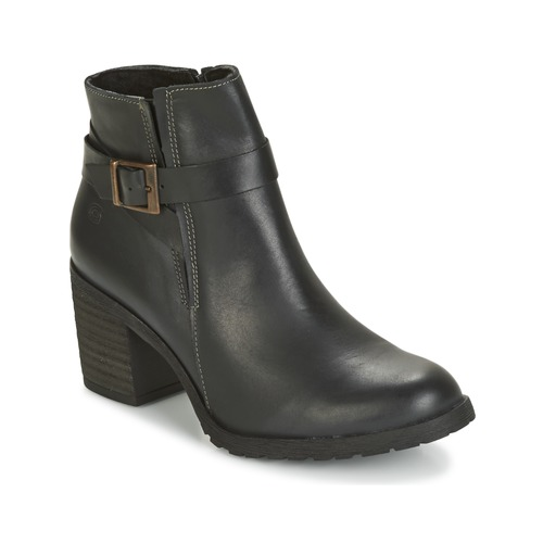 Παπούτσια Γυναίκα Μποτίνια Casual Attitude HERMINETTE Black