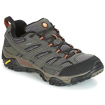 Παπούτσια Άνδρας Πεζοπορίας Merrell MOAB 2 GTX Grey