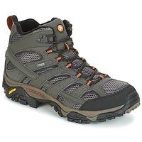 Παπούτσια Άνδρας Πεζοπορίας Merrell MOAB 2 MID GTX Grey