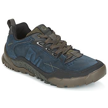 Παπούτσια Άνδρας Πεζοπορίας Merrell ANNEX TRAK LOW Μπλέ