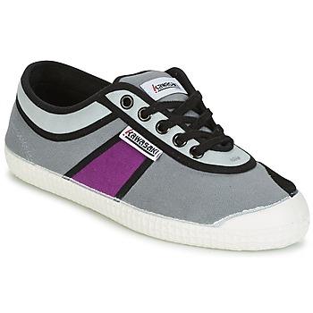 Παπούτσια Άνδρας Χαμηλά Sneakers Kawasaki HOT SHOT Grey / Violet