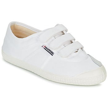 Παπούτσια Χαμηλά Sneakers Kawasaki BASIC VELCRO άσπρο