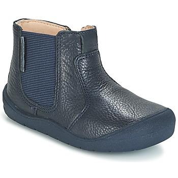 Παπούτσια Παιδί Μπότες Start Rite FIRST CHELSEA Marine
