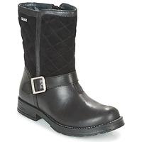 Παπούτσια Κορίτσι Μπότες για την πόλη Start Rite AQUA JESSIE Black