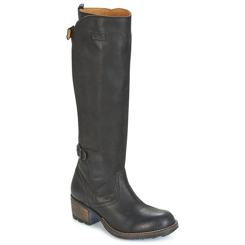 Παπούτσια Γυναίκα Μπότες για την πόλη PLDM by Palladium CUBWAY CMR Black