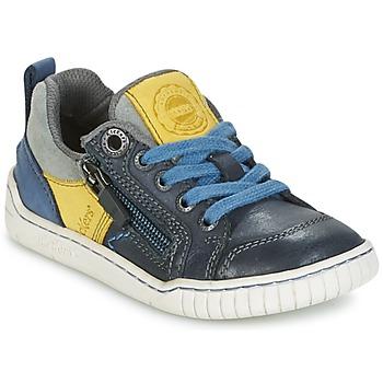 Παπούτσια Αγόρι Χαμηλά Sneakers Kickers WINCHESTER Grey