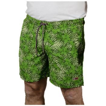 Υφασμάτινα Άνδρας Μαγιώ / shorts για την παραλία Napapijri  Multicolour
