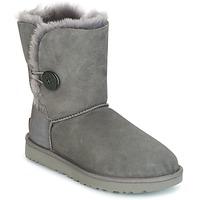 Παπούτσια Γυναίκα Μπότες UGG BAILEY BUTTON II Grey