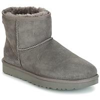 Παπούτσια Γυναίκα Μπότες UGG CLASSIC MINI II Grey