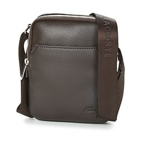 Τσάντες Άνδρας Pouch / Clutch Lacoste GAEL Brown