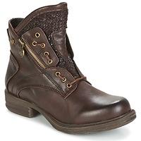 Παπούτσια Γυναίκα Μπότες Dockers by Gerli CORTA Brown