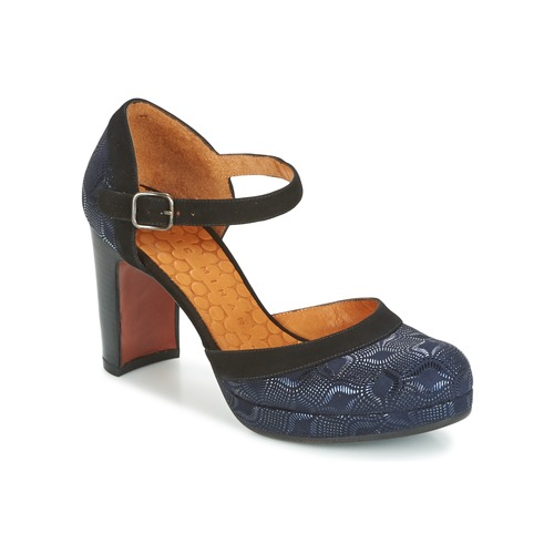 Παπούτσια Γυναίκα Γόβες Chie Mihara TISA μπλέ / Μεταλικό