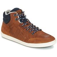 Παπούτσια Άνδρας Ψηλά Sneakers Kickers CRAFFITI Camel