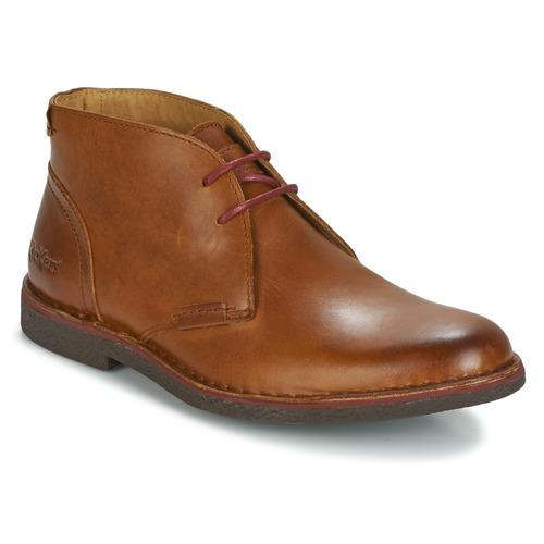 Παπούτσια Άνδρας Μπότες Kickers MISTIC CAMEL