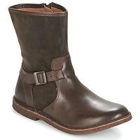 Παπούτσια Γυναίκα Μπότες Kickers CREEK Brown / Fonce