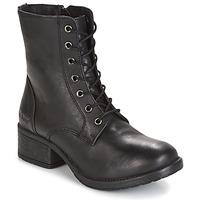 Παπούτσια Γυναίκα Μπότες Kickers REKABBY Black
