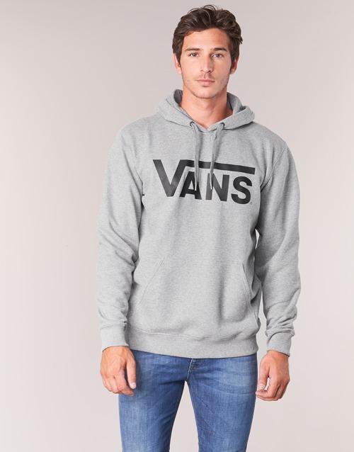 Υφασμάτινα Άνδρας Φούτερ Vans VANS CLASSIC PULLOVER HOODIE Grey
