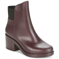 Παπούτσια Γυναίκα Μποτίνια Melissa ELASTIC BOOTS Bordeaux