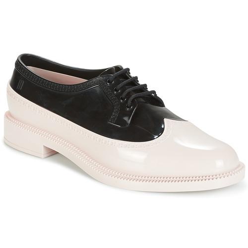 Παπούτσια Γυναίκα Derby Melissa CLASSIC BROGUE AD. Ροζ / Black