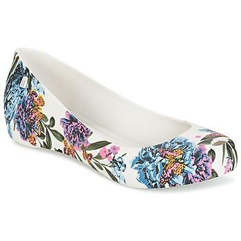 Παπούτσια Γυναίκα Μπαλαρίνες Melissa ULTRAGIRL 3DB Ad. άσπρο