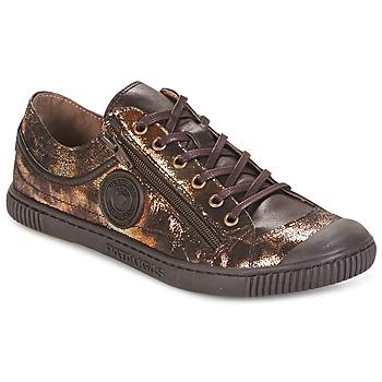 Παπούτσια Γυναίκα Χαμηλά Sneakers Pataugas BISK Bronze