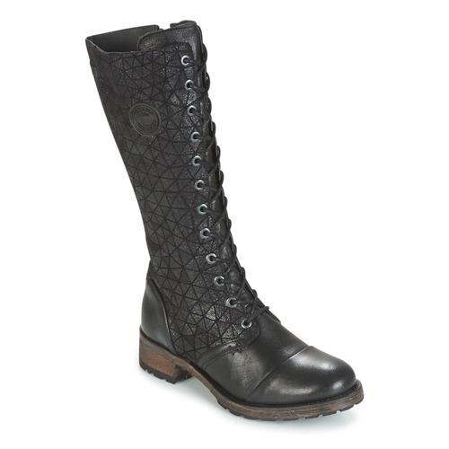 Παπούτσια Γυναίκα Μπότες για την πόλη Pataugas DOLCE Black