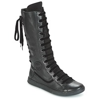 Παπούτσια Γυναίκα Μπότες για την πόλη Pataugas JINA Black