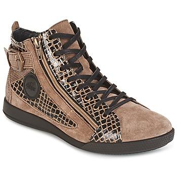 Παπούτσια Γυναίκα Ψηλά Sneakers Pataugas PALME Beige