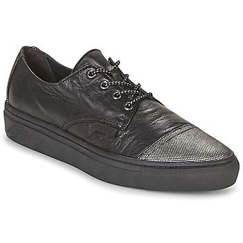 Παπούτσια Γυναίκα Χαμηλά Sneakers Pataugas YAK Black / Argenté