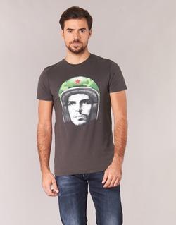 Υφασμάτινα Άνδρας T-shirt με κοντά μανίκια Le Temps des Cerises CUBA Grey
