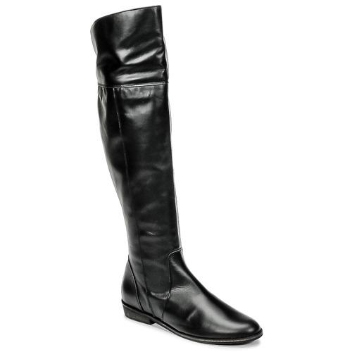 Παπούτσια Γυναίκα Ψηλές μπότες So Size HOLA Black