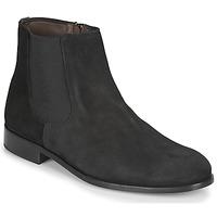 Παπούτσια Άνδρας Μπότες So Size HUPA Black