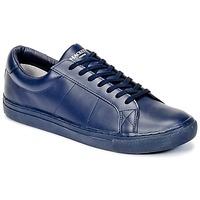 Παπούτσια Άνδρας Χαμηλά Sneakers Hackett MYF STRATTON μπλέ