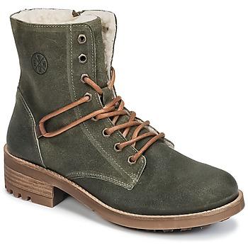 Παπούτσια Κορίτσι Μπότες Bullboxer CHEWIM KAKI