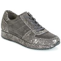 Παπούτσια Γυναίκα Χαμηλά Sneakers Perlato TINA Grey