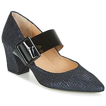 Παπούτσια Γυναίκα Γόβες Perlato JESSY μπλέ / Black
