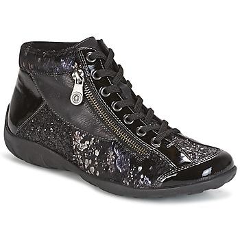 Παπούτσια Γυναίκα Ψηλά Sneakers Remonte Dorndorf DORA Black