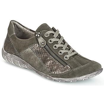 Παπούτσια Γυναίκα Χαμηλά Sneakers Remonte Dorndorf POLINE Grey / Nacrée