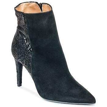 Παπούτσια Γυναίκα Μποτίνια Fericelli HOLGI Black
